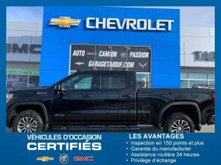 Used 2019 GMC Sierra 1500 AT4 for sale in Amos, QC