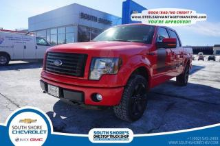 Used 2012 Ford F-150 FX4 for sale in Bridgewater, NS