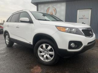 Used 2013 Kia Sorento ***LX,AWD,7 PLACES,MAGS,A/C,AUBAINE*** for sale in Longueuil, QC