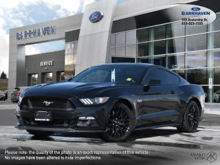 Used 2016 Ford Mustang GT Premium for sale in Ottawa, ON