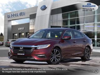 Used 2019 Honda Insight Touring for sale in Ottawa, ON