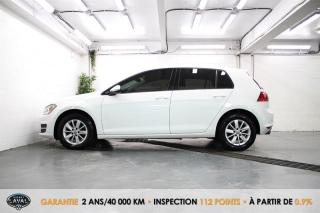 Used 2015 Volkswagen Golf Auto Trendline 1.8 TSI + Bluetooth + Mag for sale in Québec, QC
