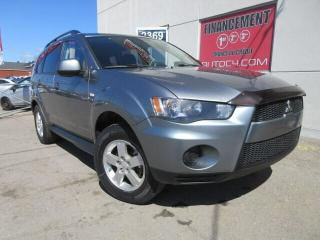 Used 2013 Mitsubishi Outlander 2.4 L AWD  MAGS BLUETOOTH for sale in St-Jérôme, QC