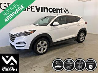 Used 2016 Hyundai Tucson 2.0 TRACTION ** GARANTIE 10 ANS ** VUS fiable, économique et pratique! for sale in Shawinigan, QC