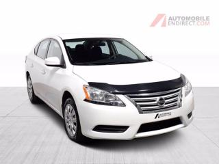 Used 2015 Nissan Sentra S Auto A/C Bluetooth Commandes au volant for sale in Île-Perrot, QC