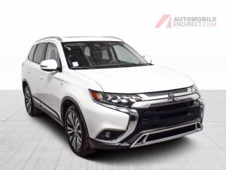 Used 2020 Mitsubishi Outlander GT S-AWC CUIR TOIT MAGS for sale in Île-Perrot, QC