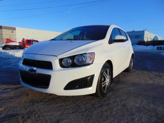 Used 2012 Chevrolet Sonic *****GROSSE ÉCRAN RADIO******** for sale in St-Eustache, QC