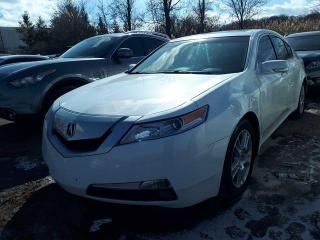Used 2009 Acura TL w/Nav Pkg for sale in Pickering, ON