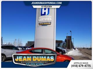 Used 2017 Hyundai Elantra MODÈLE GL BAS KILOS MAG VOLANT CHAUFFANT for sale in St-Félicien, QC