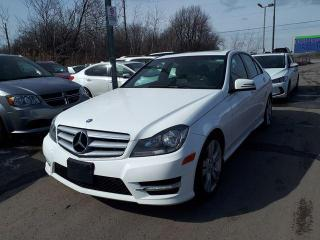 Used 2013 Mercedes-Benz C 300 4Matic C 300 Clean Title for sale in Pickering, ON