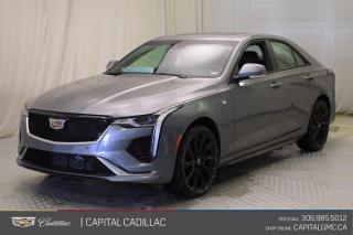 New 2021 Cadillac CTS SPORT for sale in Regina, SK