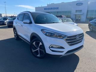 Used 2017 Hyundai Tucson SE for sale in Calgary, AB