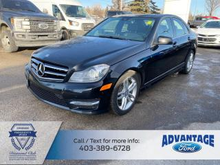Used 2014 Mercedes-Benz C-Class for sale in Calgary, AB