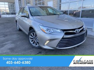 Used 2017 Toyota Camry XLE for sale in Calgary, AB