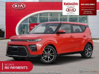 New 2021 Kia Soul EX Premium 90 DAYS NO PAYMENTS for sale in Mississauga, ON