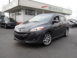 Used 2017 Mazda MAZDA5 GT for sale in Vancouver, BC