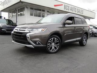Used 2018 Mitsubishi Outlander Touring for sale in Vancouver, BC