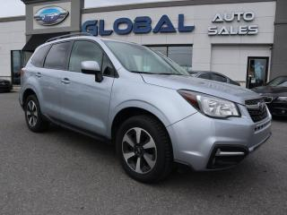 Used 2018 Subaru Forester TOURING for sale in Ottawa, ON