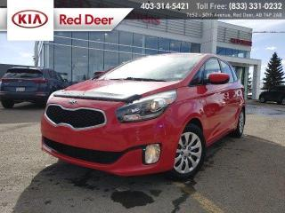 Used 2015 Kia Rondo LX for sale in Red Deer, AB