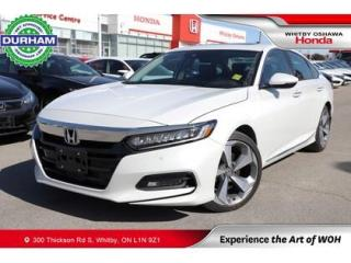 Used 2020 Honda Accord Touring | CVT | Navigation for sale in Whitby, ON