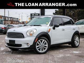 Used 2012 MINI Cooper for sale in Barrie, ON