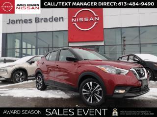 New 2020 Nissan Kicks SV for sale in Kingston, ON