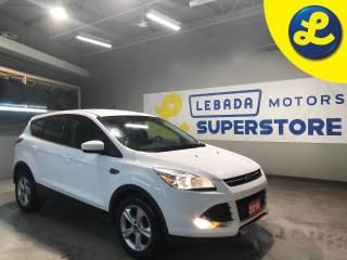 Used 2016 Ford Escape SE * Back Up Camera * Remote Start * Hands Free Calling * MicroSoft Sync * Heated Cloth Seats * Cruise Control * Steering Wheel Controls * Automatic D for sale in Cambridge, ON