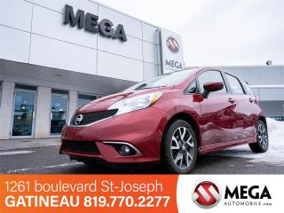 Used 2015 Nissan Versa Note SR for sale in Gatineau, QC