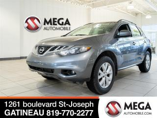 Used 2014 Nissan Murano S AWD for sale in Gatineau, QC