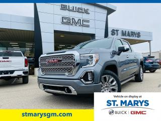 New 2021 GMC Sierra 1500 Denali for sale in St. Marys, ON