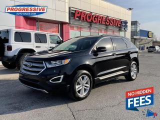 Used 2017 Ford Edge SEL AWD HEATED SEATS for sale in Sarnia, ON