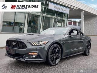 Used 2016 Ford Mustang I4 for sale in Maple Ridge, BC