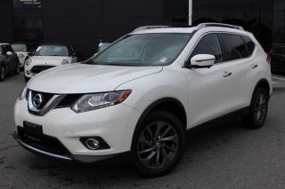 Used 2016 Nissan Rogue SL AWD Premium CVT for sale in Langley, BC