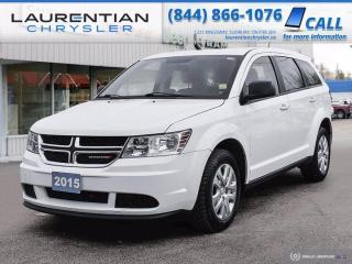 Used 2015 Dodge Journey Canada Value Pkg!!  SELF CERTIFY!! for sale in Sudbury, ON