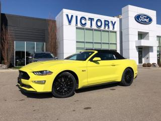 New 2021 Ford Mustang GT Premium for sale in Chatham, ON