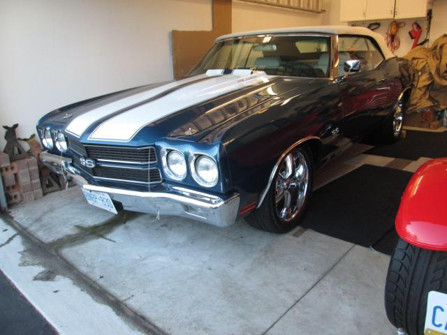 1970 Chevrolet Chevelle SS  Re-creation