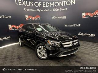 Used 2016 Mercedes-Benz GLA 250 W4 4MATIC SUV for sale in Edmonton, AB
