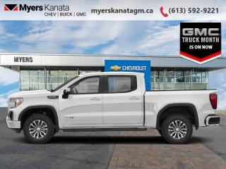 New 2021 GMC Sierra 1500 AT4 for sale in Kanata, ON