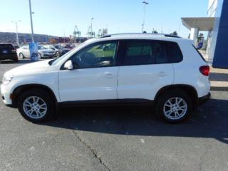 Used 2014 Volkswagen Tiguan Trendline for sale in Halifax, NS