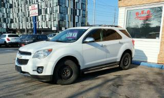 Used 2011 Chevrolet Equinox LTZ for sale in Oshawa, ON