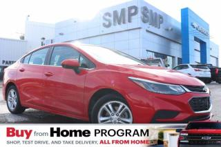 Used 2017 Chevrolet Cruze LT - Remote Start, Heated Seats, Back Up Camera for sale in Saskatoon, SK
