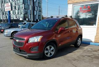 Used 2013 Chevrolet Trax LT for sale in Oshawa, ON