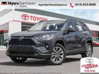 New 2021 Toyota RAV4 XLE  - XLE Premium - $253 B/W for sale in Ottawa, ON