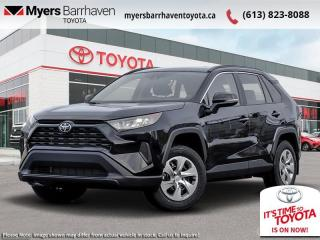 New 2021 Toyota RAV4 LE  - Heated Seats - $212 B/W for sale in Ottawa, ON