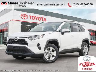New 2021 Toyota RAV4 XLE  - Sunroof - $235 B/W for sale in Ottawa, ON