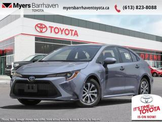 New 2021 Toyota Corolla - $167 B/W for sale in Ottawa, ON
