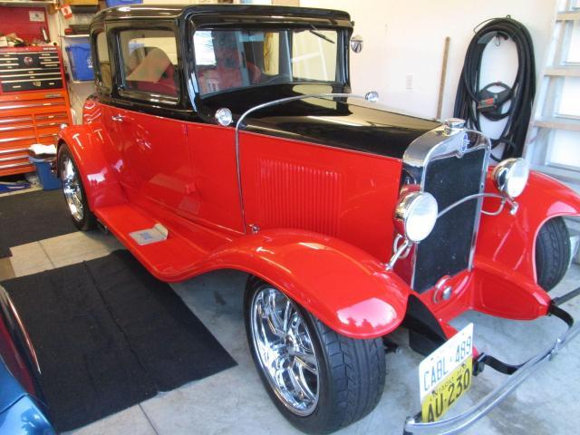 1931 Chevrolet COUPE 5 window