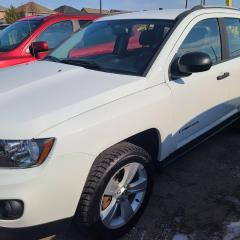 Used 2015 Jeep Compass Sport for sale in Oshawa, ON