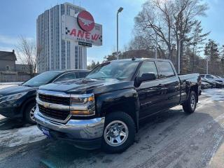 Used 2017 Chevrolet Silverado 1500 LS for sale in Cambridge, ON