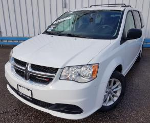 Used 2019 Dodge Grand Caravan SXT *STOW N GO* for sale in Kitchener, ON